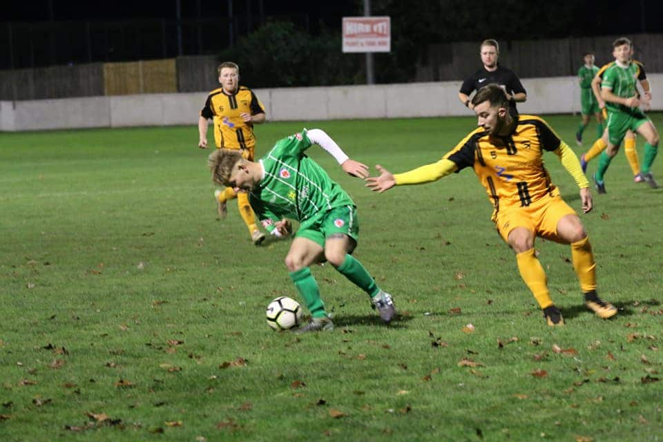 MATCH PREVIEW: Info ahead of tonight's game versus Stourport Swifts