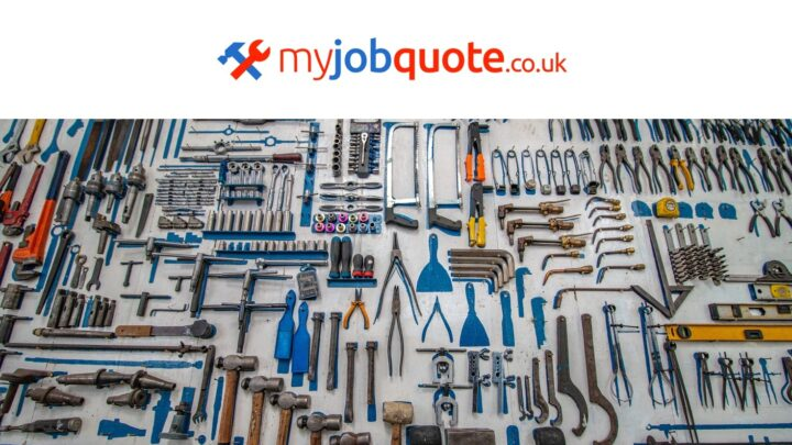 Bag yourself £250 worth of new tools with MyJobQuote.co.uk