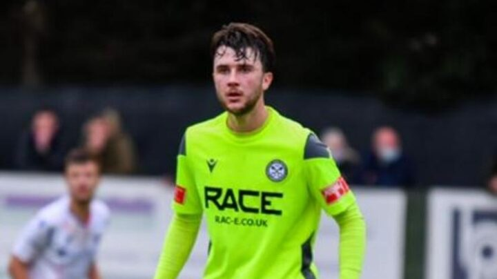 NEW ADDITION: Hallahan joins from Hednesford Town