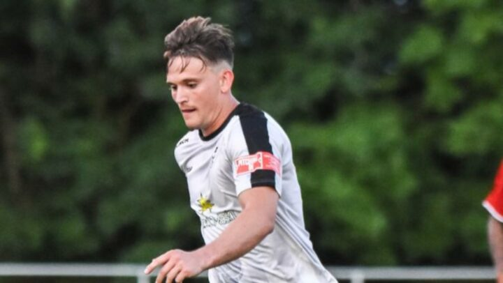 NEW ADDITION: Experienced striker Connor joins