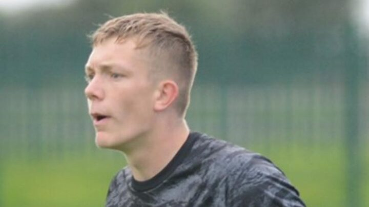 NEW ADDITION: Keeper Clayton joins Sporting